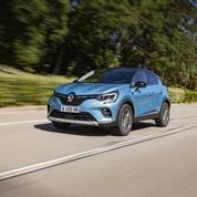 Renault Captur E-Tech Plug-in Hybrid, des watts dans la ouate