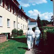 Covid-19: le modèle allemand en péril à l'abattoir géant de Rheda-Wiedenbrück