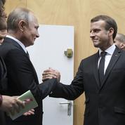 L'infructueux «reset» de Macron avec Moscou