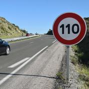 L'exécutif cherche à sortir du piège des 110km/h