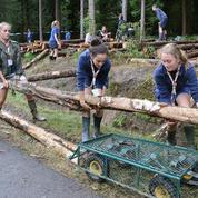 Les camps scouts auront bien lieu, avec quelques contraintes