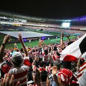 Rugby: la Coupe du monde au Japon pulvérise tous les records