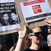 La grève chez BFM et RMC très suivie, le débat pour les municipales reporté à jeudi