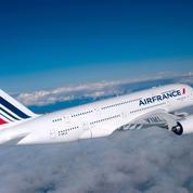 Air France fait voler l'A380 pour la dernière fois