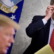 John Bolton charge Donald Trump sur l'échec vénézuélien