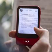 Pocketalk S, le traducteur de poche aussi bon à l'oral qu'à l'écrit