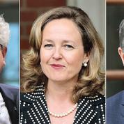 Trois prétendants pour piloter l'Eurogroupe