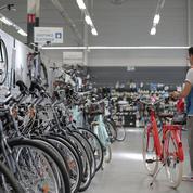 L'engouement des Français pour le vélo relance tout un secteur économique