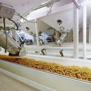Les usines alimentaires encore à plein régime