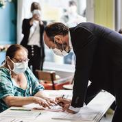 Municipales: Édouard Philippe dans un fauteuil au Havre
