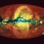 Une nouvelle carte spectaculaire de l'univers des hautes énergies