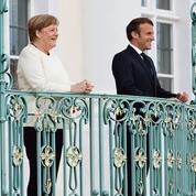 À Berlin, les accents verts d'Emmanuel Macron
