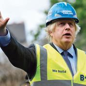 Boris Johnson à l'offensive sur le front intérieur pour redresser le pays après la crise sanitaire