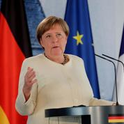 Dernier rendez-vous avec son destin européen pour Angela Merkel