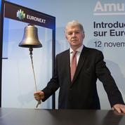 Amundi conforte sa place de leader européen de la gestion d'actifs