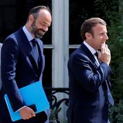 Sondage: Édouard Philippe prend ses distances avec Emmanuel Macron