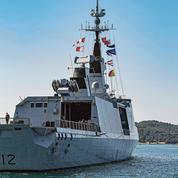 En mer Méditerranée, la France se retire face à la Turquie