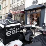 Uber, numéro un de la livraison de repas aux États-Unis