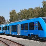 Le premier train vert a roulé outre-Rhin