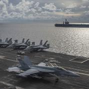 L'US Navy en démonstration de force face à la Chine