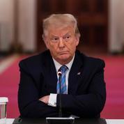 Donald Trump claque officiellement la porte de l'OMS