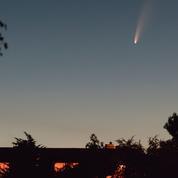 La comète Neowise, un spectacle visible à l'œil nu