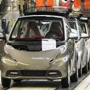L'industrie française se remet peu à peu