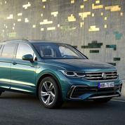 Volkswagen Tiguan, un SUV plus branché