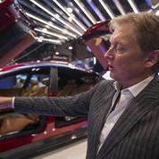 La Bourse folle de voitures électriques