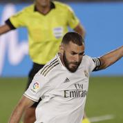 Karim Benzema, le «Benjamin Button» du Real Madrid