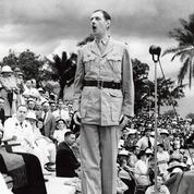 Brazzaville, les souvenirs de la «case de Gaulle»