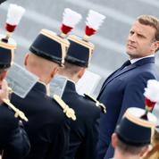 Guillaume Tabard: «Macron, une capacité à surprendre et inventer égarée»