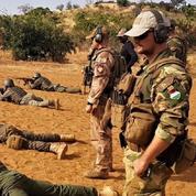 La task force Takuba s'installe peu à peu au Sahel