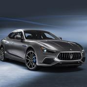 Maserati Ghibli Hybrid, sous le signe du trèfle