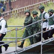 Taïwan à son tour dans la ligne de mire de Xi Jinping