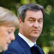 Le Bavarois Markus Söder, favori à la succession d'Angela Merkel