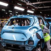 Renault à l'offensive dans l'électrique