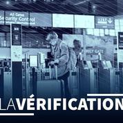 Coronavirus: le dispositif de tests dans les aéroports est-il efficace?