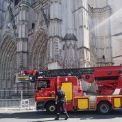 Incendie à la cathédrale de Nantes: «Un an après Notre-Dame, rien n'a changé»