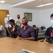 La Grèce octroie l'asile à un étudiant guinéen admis à Sciences Po Paris