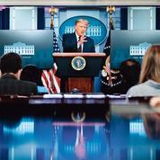 Covid-19: Donald Trump découvre la réalité de la pandémie