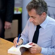 Les coulisses du nouveau livre de Nicolas Sarkozy, Le Temps des tempêtes