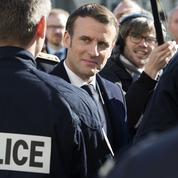 La sémantique de Macron suscite un tollé