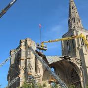 Après l'incendie de la cathédrale de Nantes, inquiétudes sur l'état et la sécurité des églises