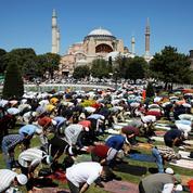 À Sainte-Sophie, le coup de force islamique d'Erdogan