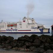Brittany Ferries affronte une forte houle