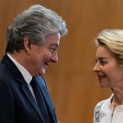 Ursula von der Leyen et Thierry Breton: «Faire rimer avenir de l'Europe et vision pour les générations futures»