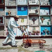 Covid-19: pourquoi le Mexique est devenu le troisième pays au monde le plus endeuillé