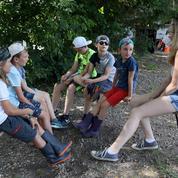 À Nice, «ambiance Covid» au centre de loisirs