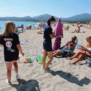 Masques, tests... Les étranges vacances des Français